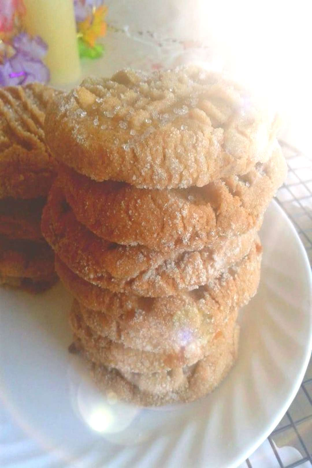 Extreme Peanut Butter Cookies!