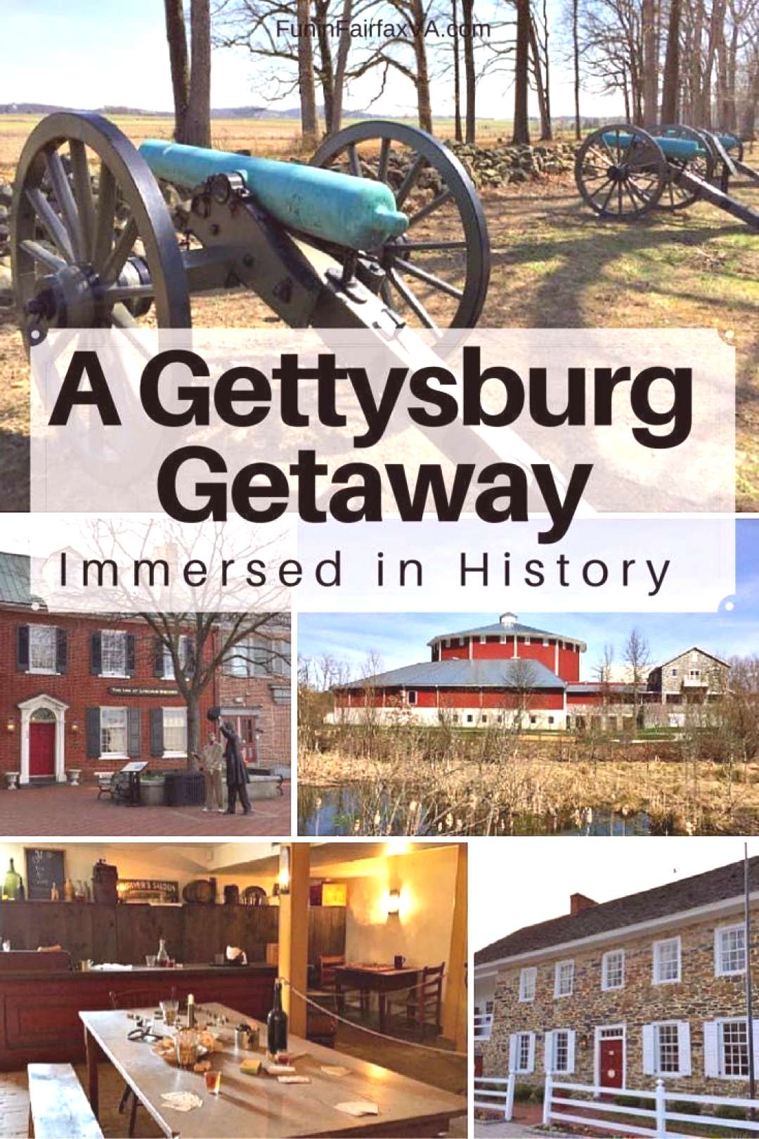 Gettysburg Pennsylvania US Travel | A Gettysburg getaway brings US Civil War history to life, and o
