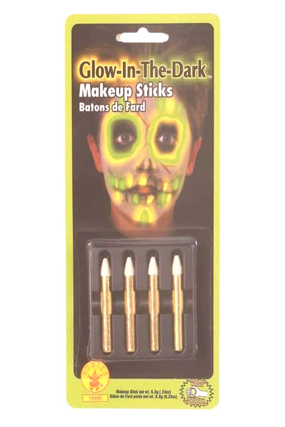 Glow in the dark make up pens | Buy carnival makeup ...#buy