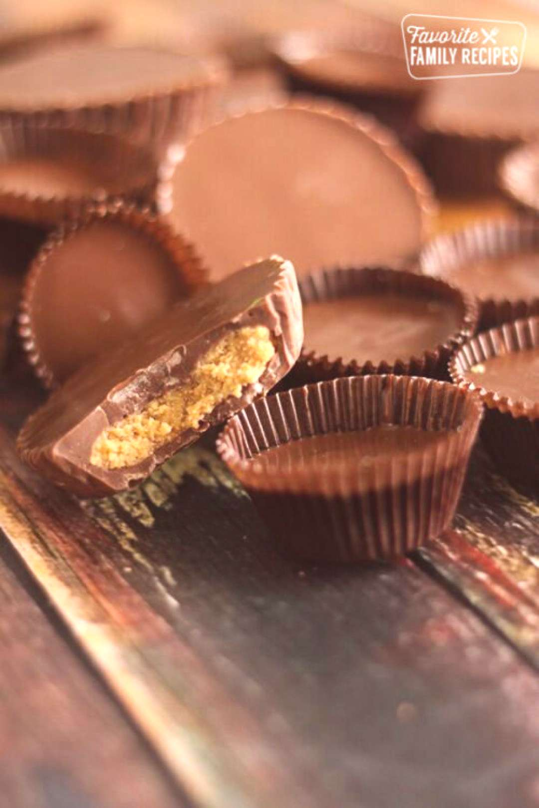 Homemade Reese's Peanut Butter Cups | Favorite Family Recipes