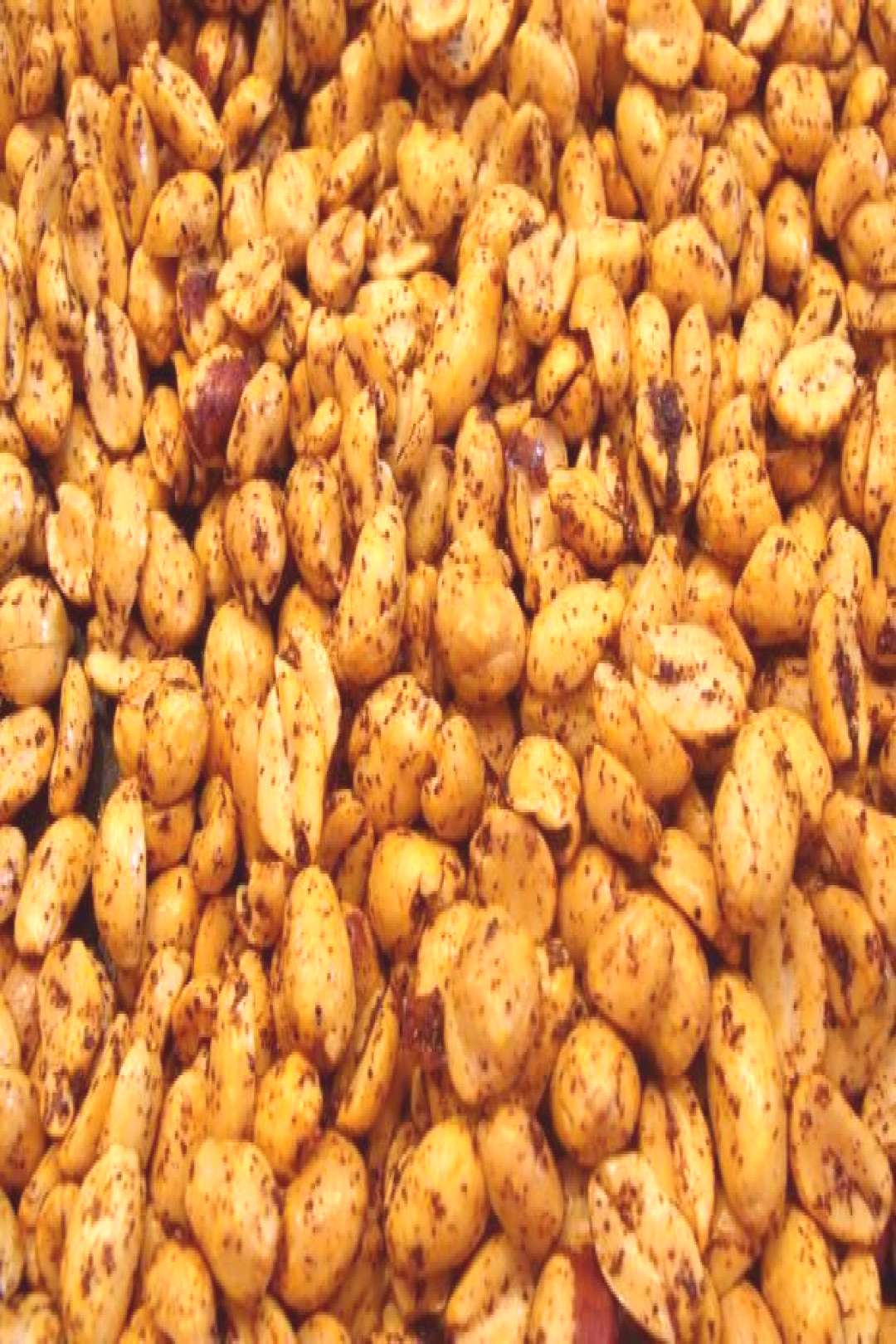 Hot and Spicy Peanuts Recipe  -  -