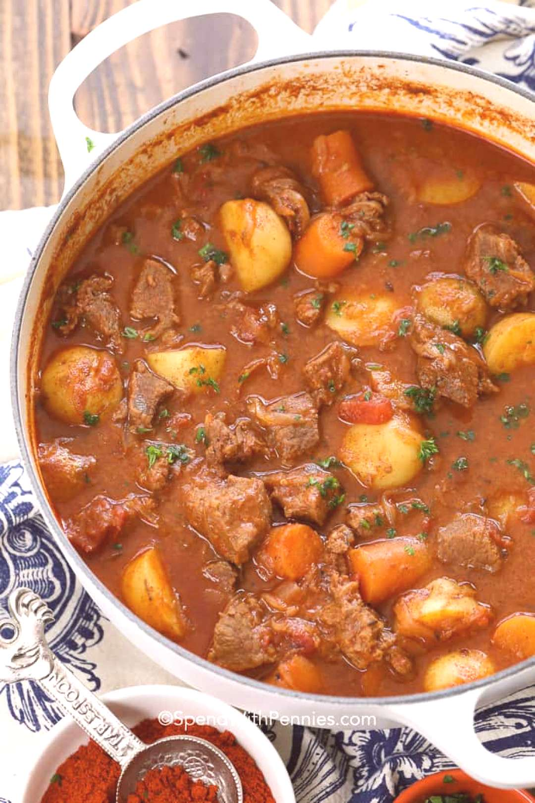 Hungarian Goulash - Spend With Pennies ,  Hungarian Goulash - Spend With Pennies ,