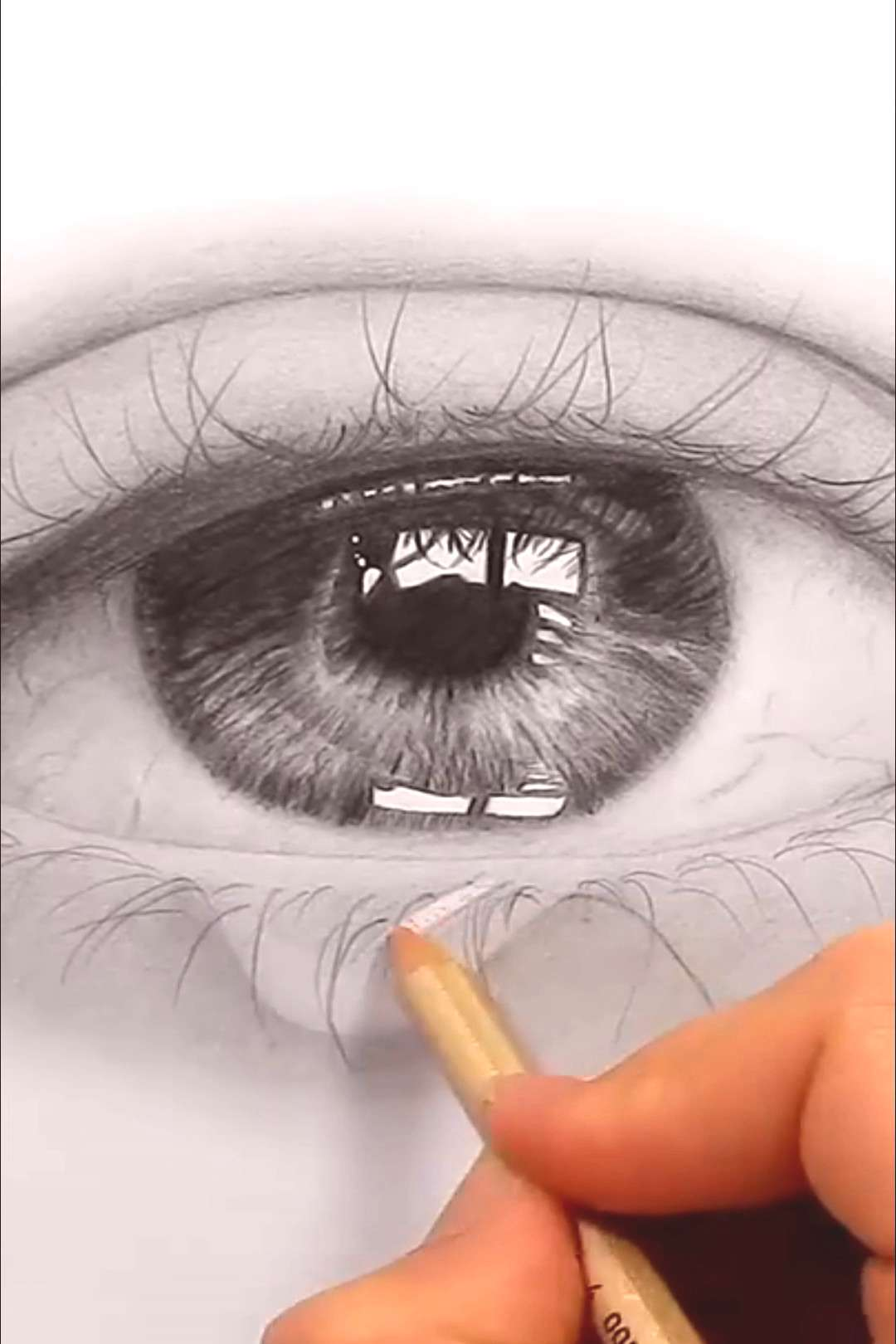 Hyper Realistic pencil Art mastery. Discover the secrets of drawing realistic pencil portraits Hype