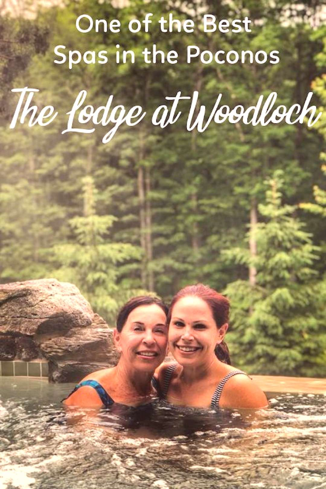If you are looking for one of the best spas in the Poconos, look no further than The Lodge at Woodl