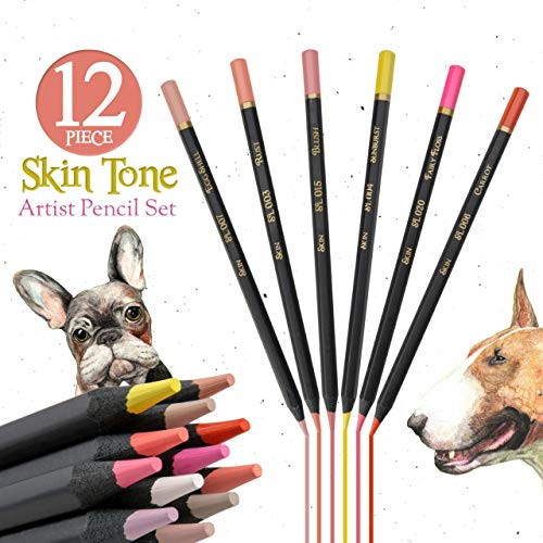 Light Skin Tone Colored Pencils for Adults - Color Pencils
