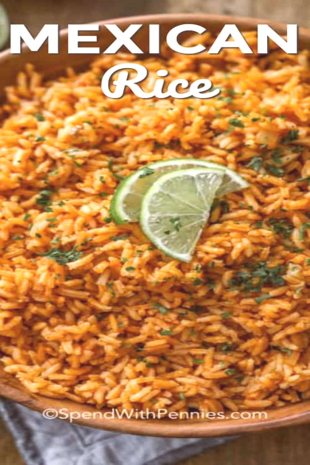 Mexican Rice - Spend With Pennies#mexican