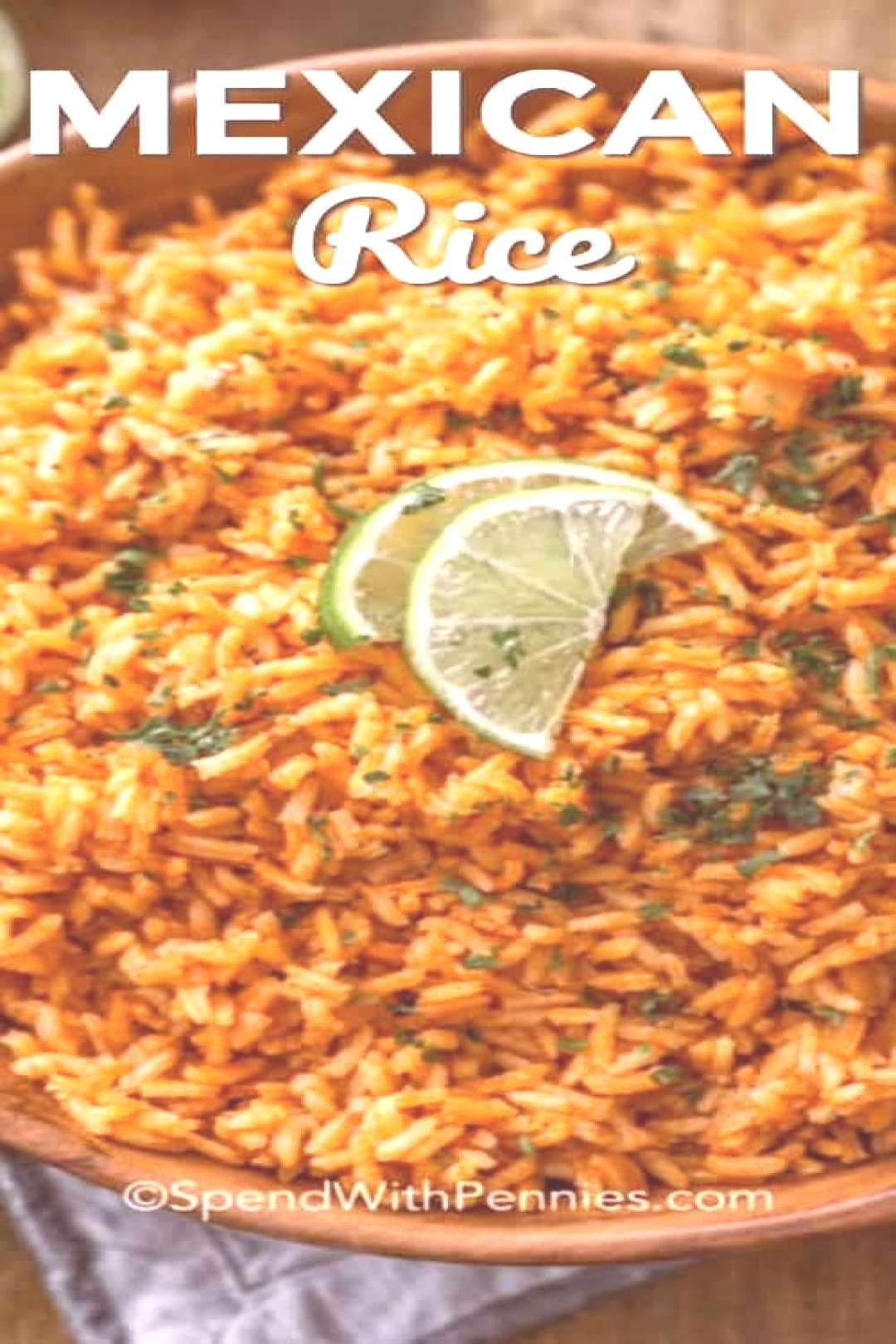 Mexican Rice - Spend With Pennies#mexicanYou can find Pennies and more on our website.Mexican Rice
