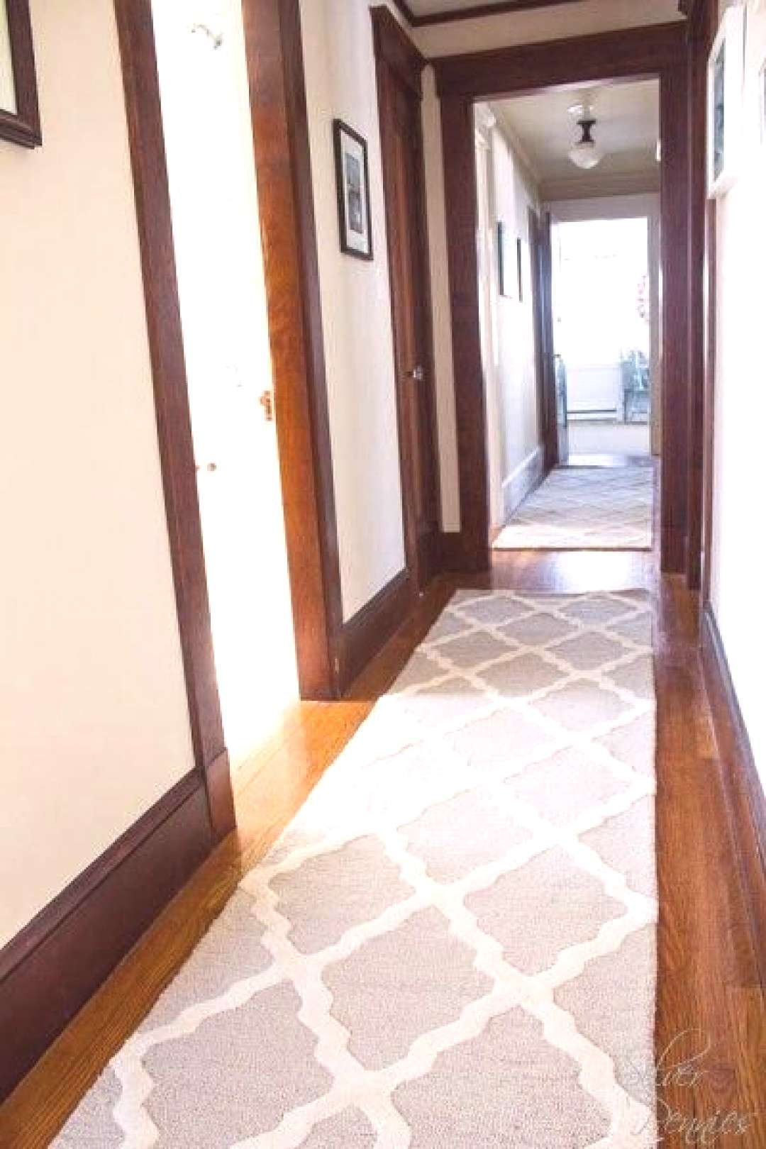 New Rugs in the Hall - Finding Silver Pennies, New Rugs in the Hall - Finding Silver Pennies,