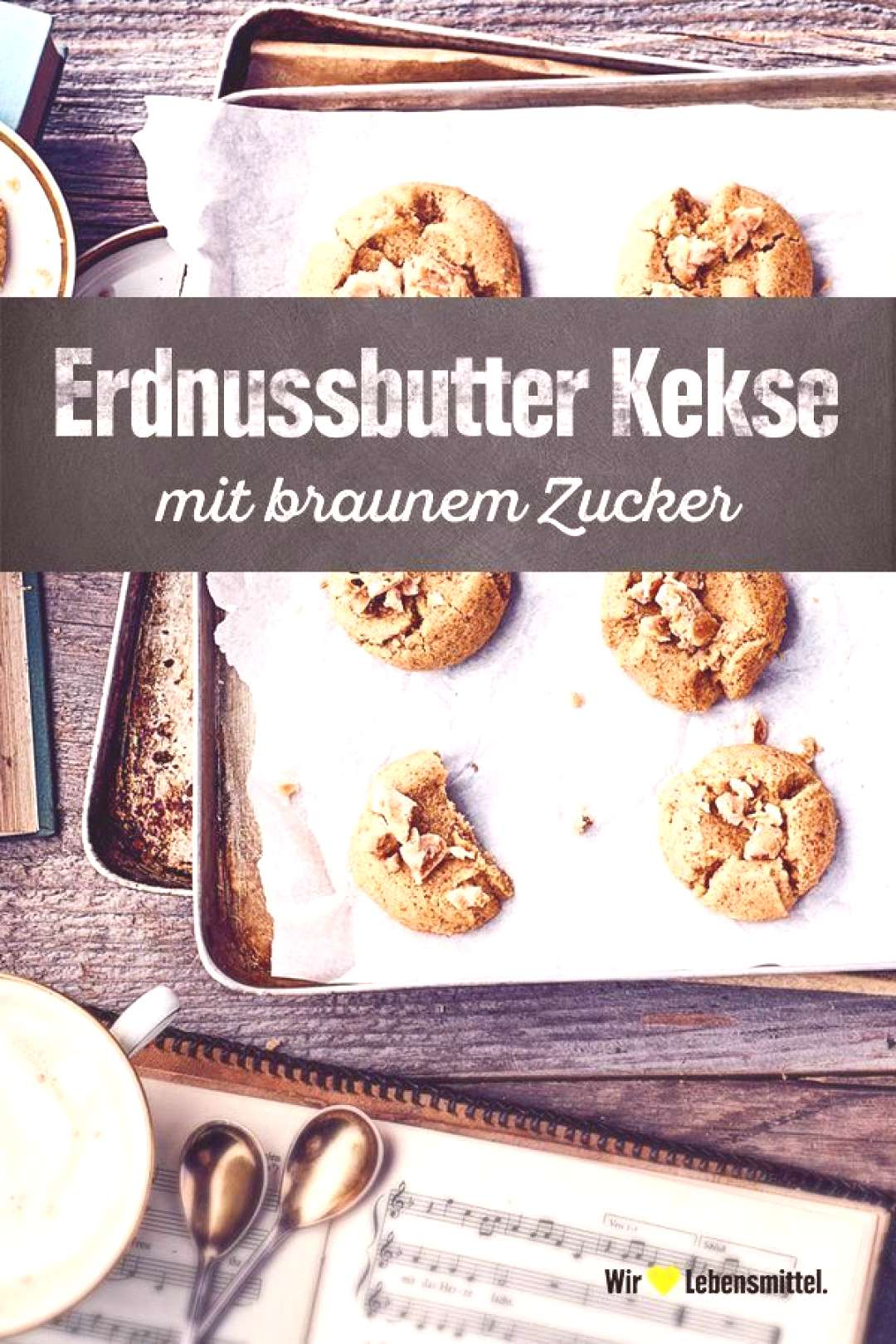 Peanut Butter Cookies- Erdnussbutter Kekse Discover peanuts in a new way with our peanut butter bi