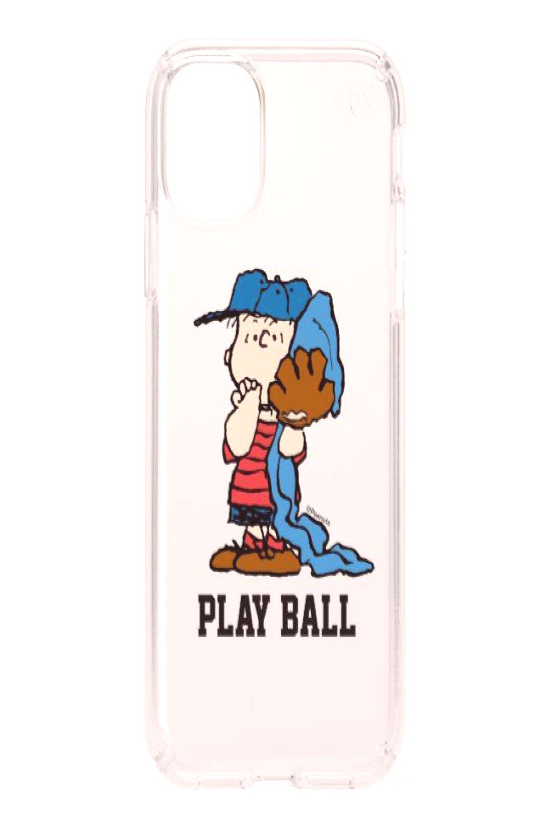 Peanuts | Linus In His Baseball Gear Speck iPhone 11 Case