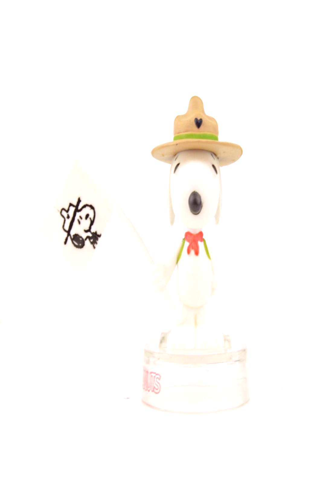 Peanuts Snoopy Figure Collection Takara Tomy 2-Inch Figure - Suppertime