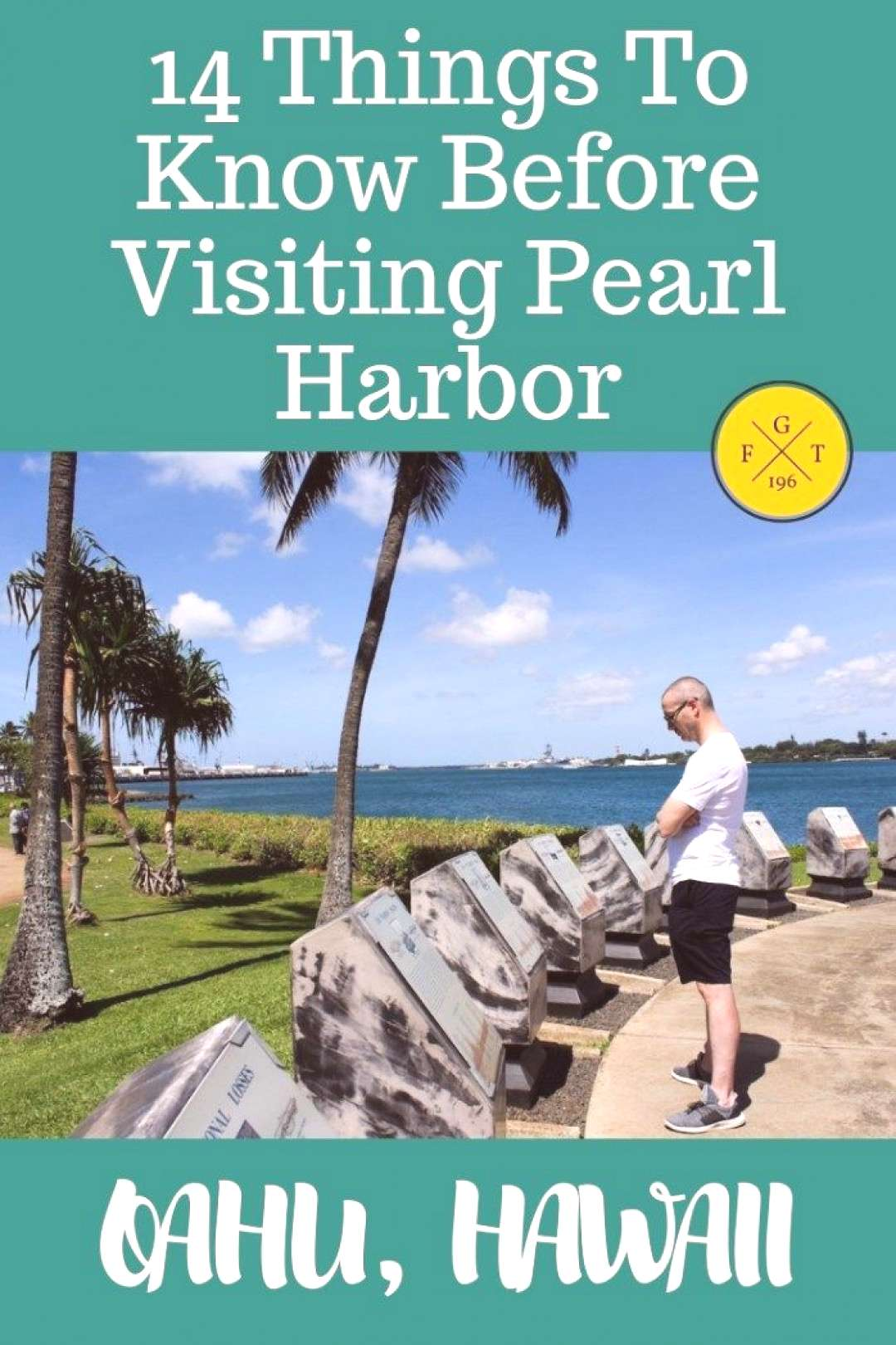 Pearl Harbor memorial is a must visit when in Oahu. It is an important part of Hawaiian culture and
