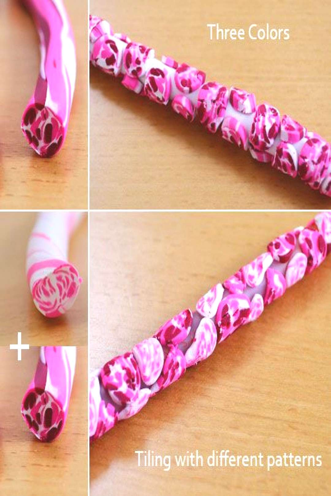 Polymer Clay Pens Marble Tutorial#clay