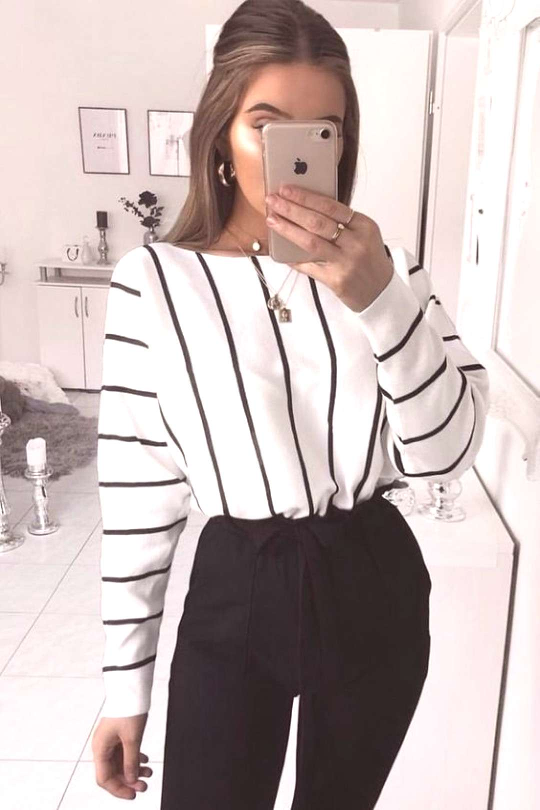 Popular pens - 25 refined work clothes and bro outfits for women that look stylish and chic - mo -