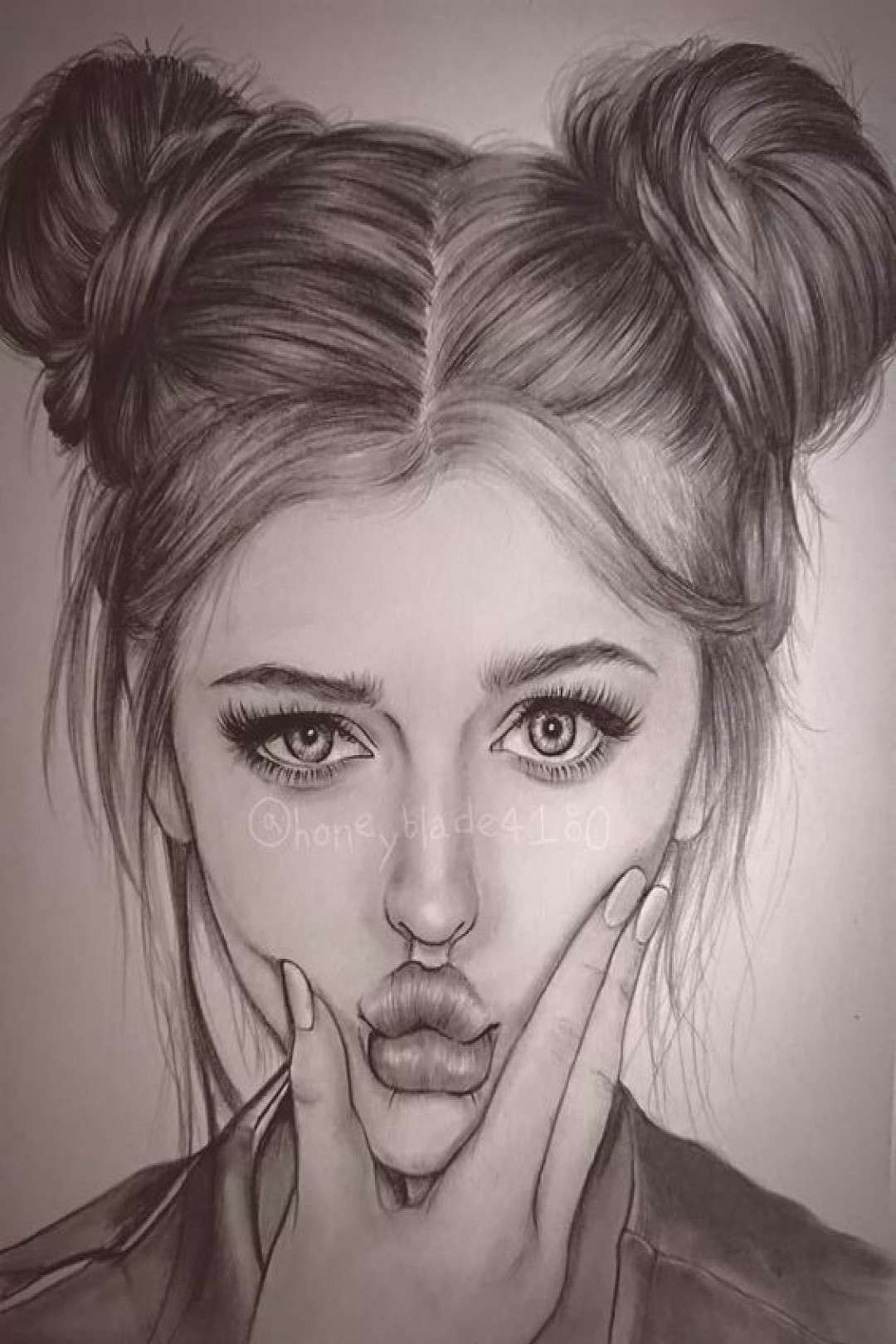 super easy drawing course - portrait designer check out the link in the picture ... super easy draw