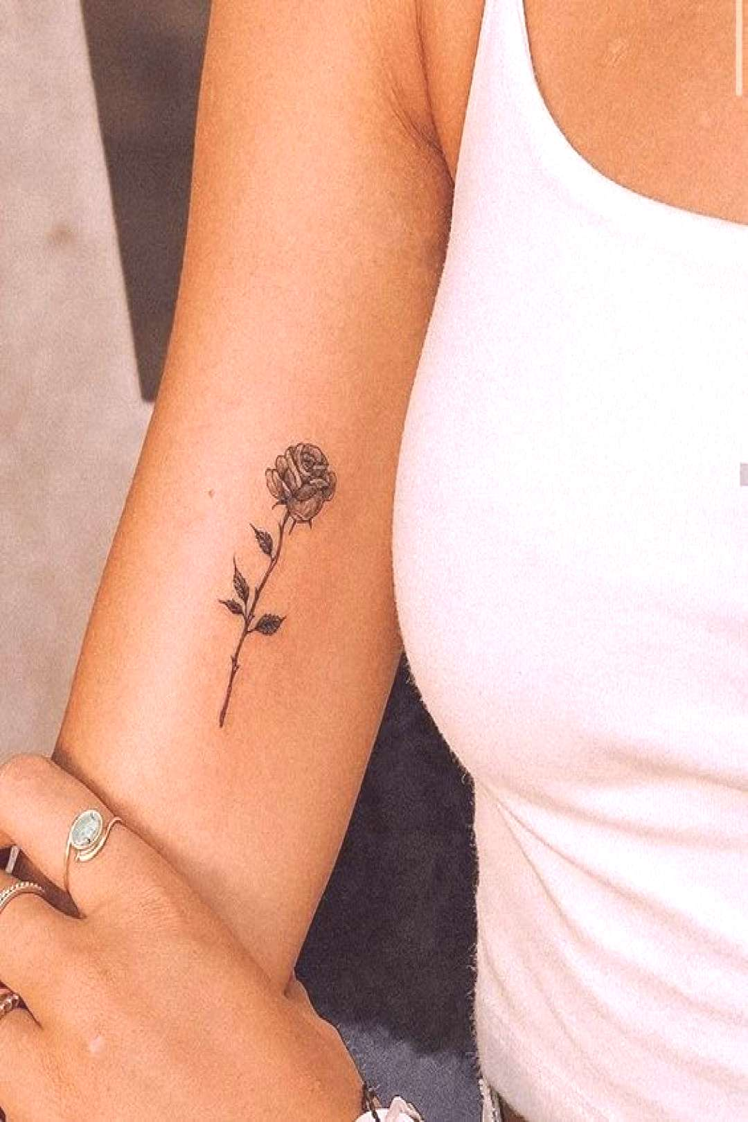 Tattoo flowers tattoo The most popular sayings - flower tattoos -  Tattoo flowers tattoo   The most