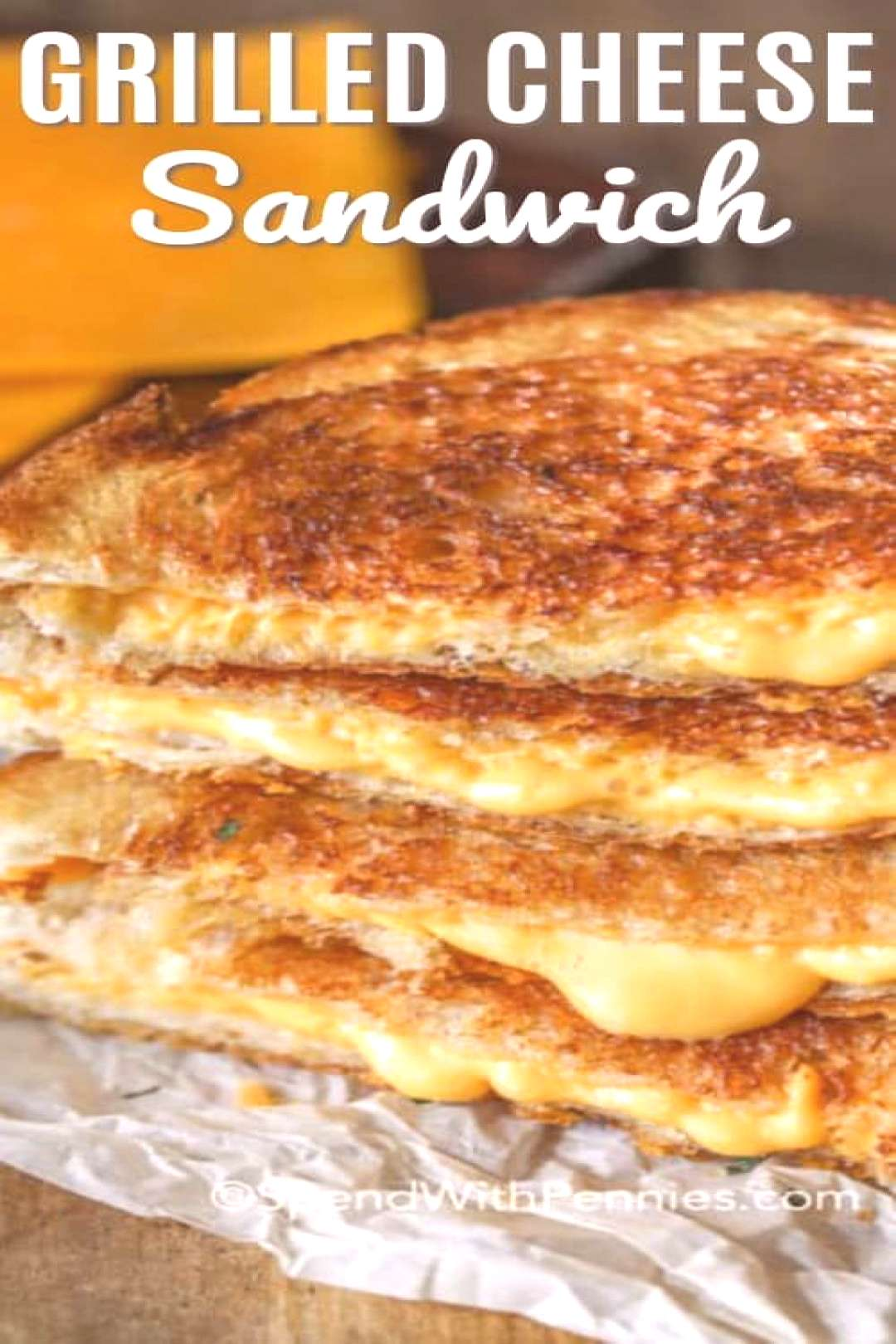 The Best Grilled Cheese Sandwich - Spend With Pennies The Best Grilled Cheese Sandwich - Spend With