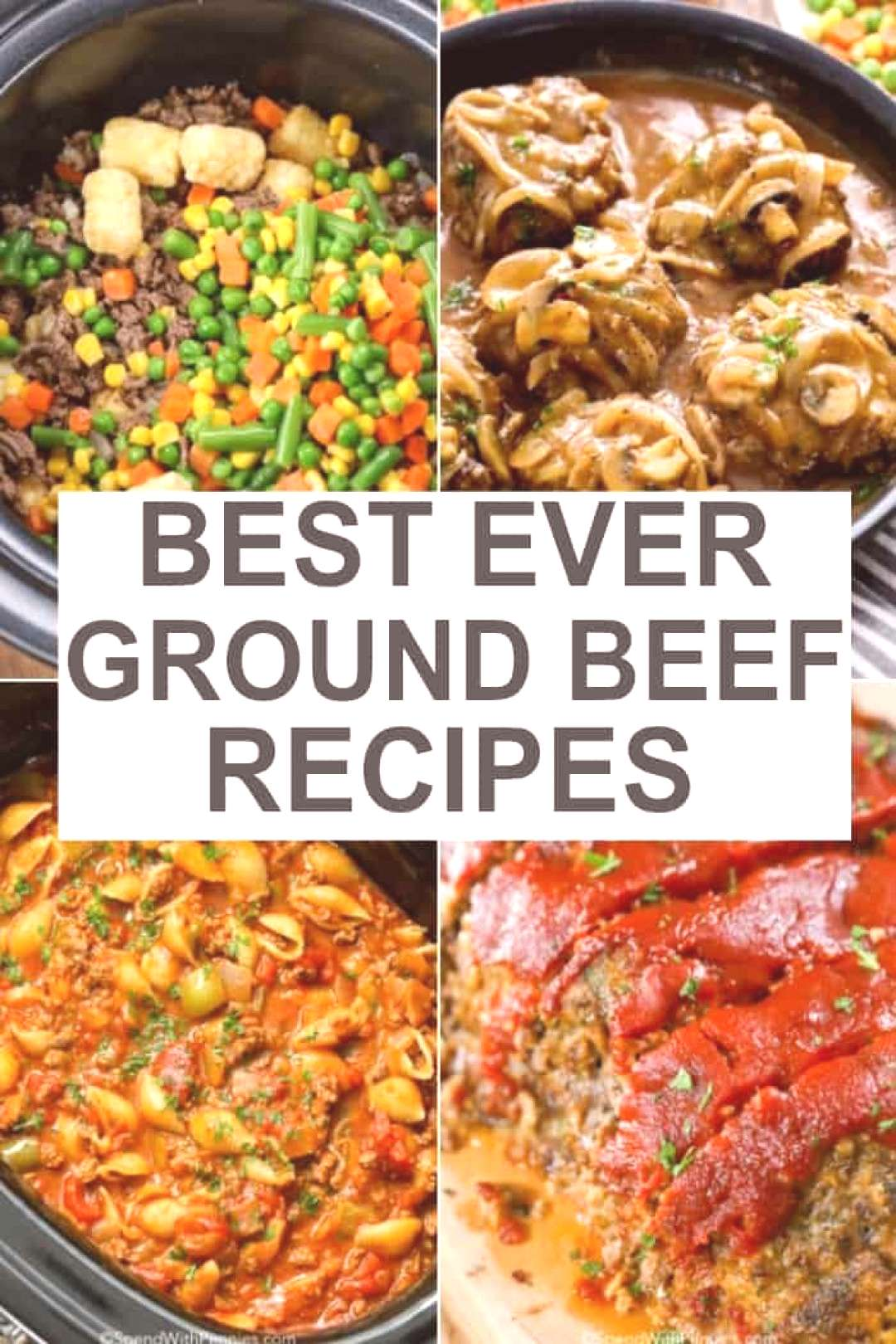 The best ground beef recipes ever - Spend with pennies - -