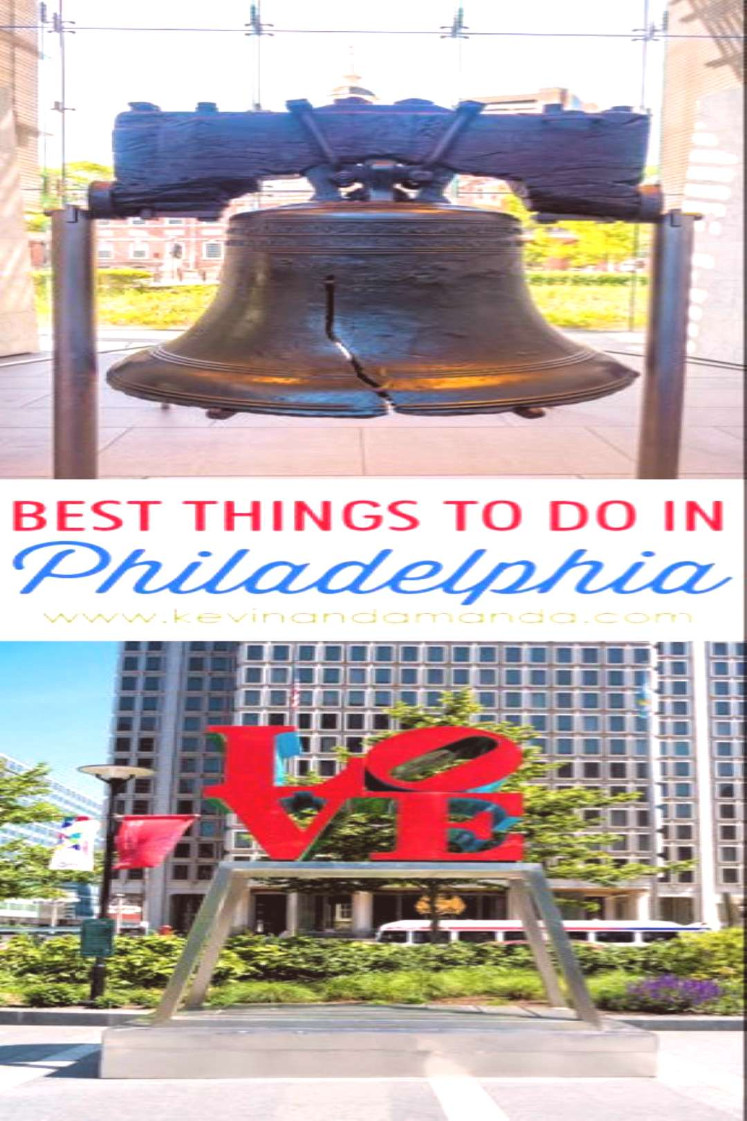 The BEST Things To Do in Philadelphia ~ an ultimate guide to what to do in Philadelphia