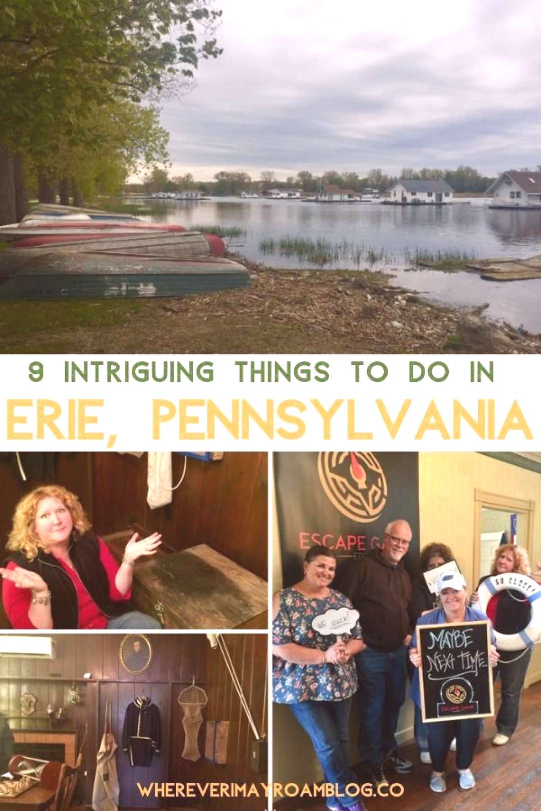 Things to Do in Erie, Pennsylvania Erie, is a great place for a weekend getaway.