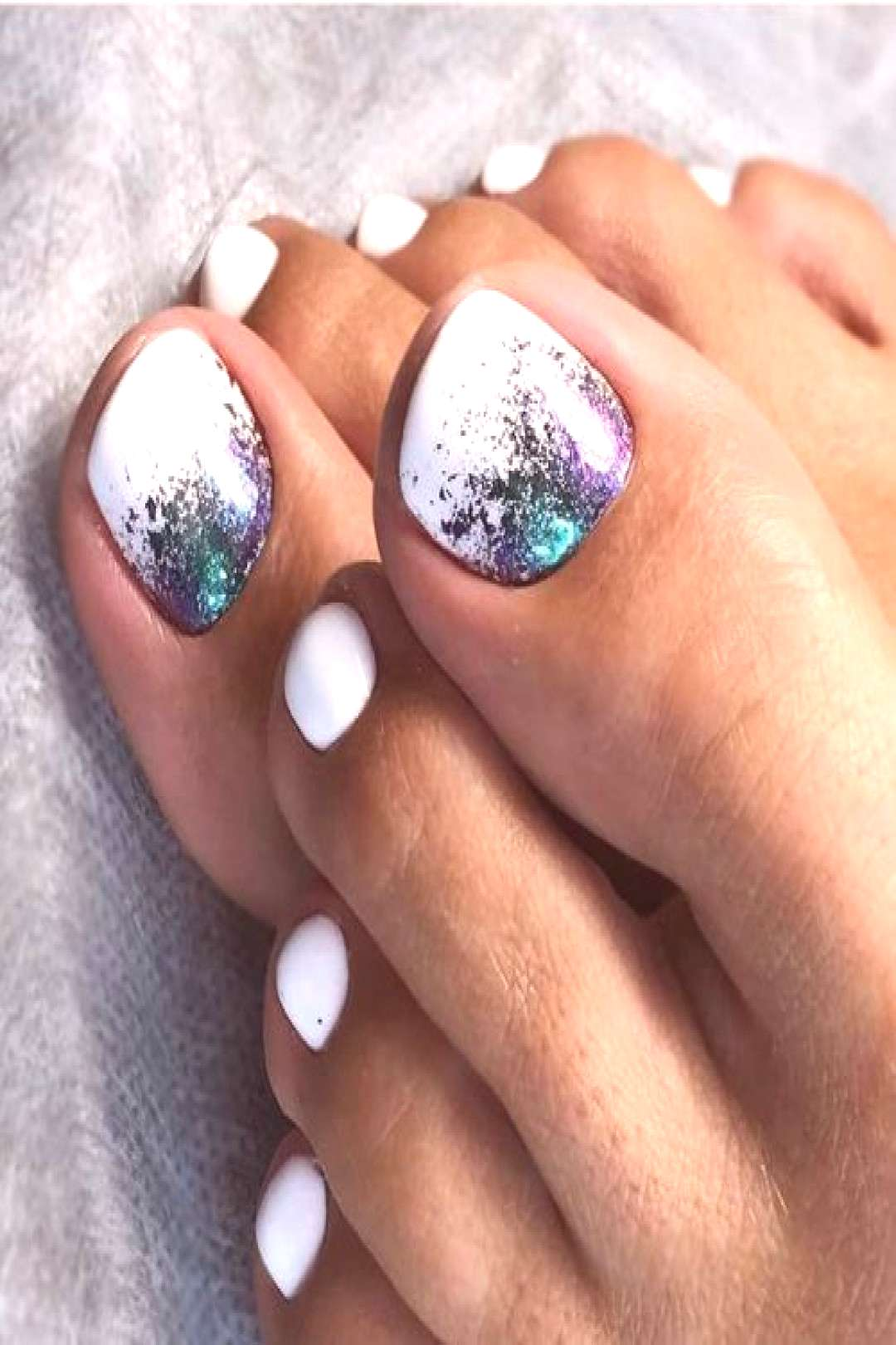Toe Nail Designs To Keep Up With Trends ★