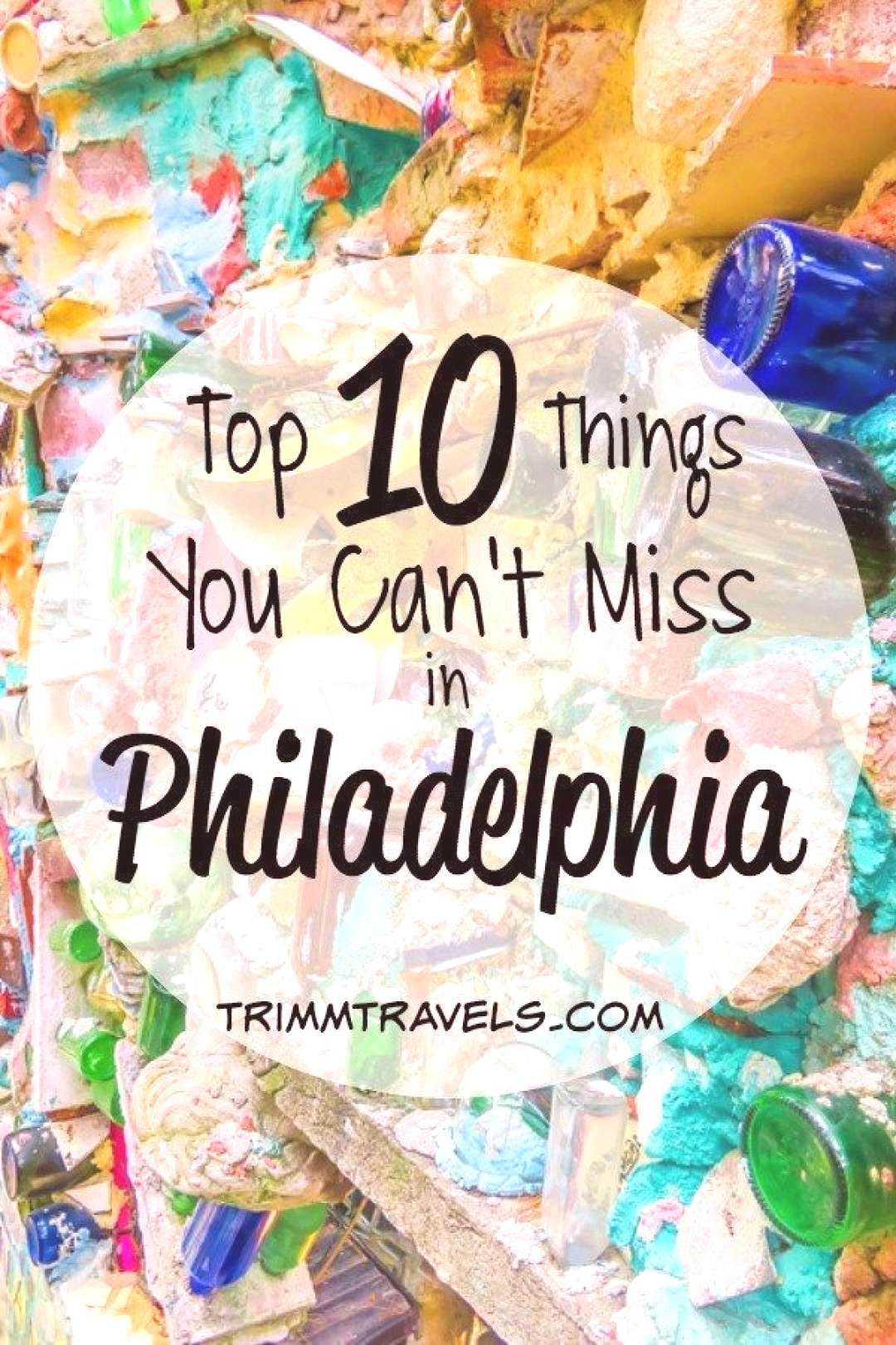 Top 10 Things You Can't Miss in Philadelphia Historical, picturesque, and cultural is how I would d