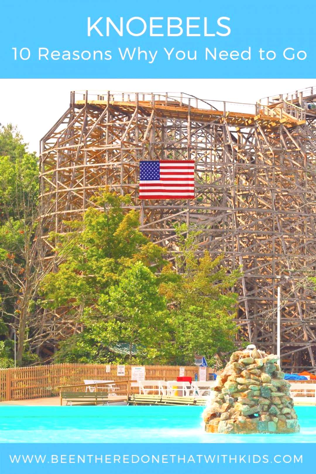 Top Ten Reasons to Make the Drive to Knoebels A trip to Knoebels Amusement Resort is one that your