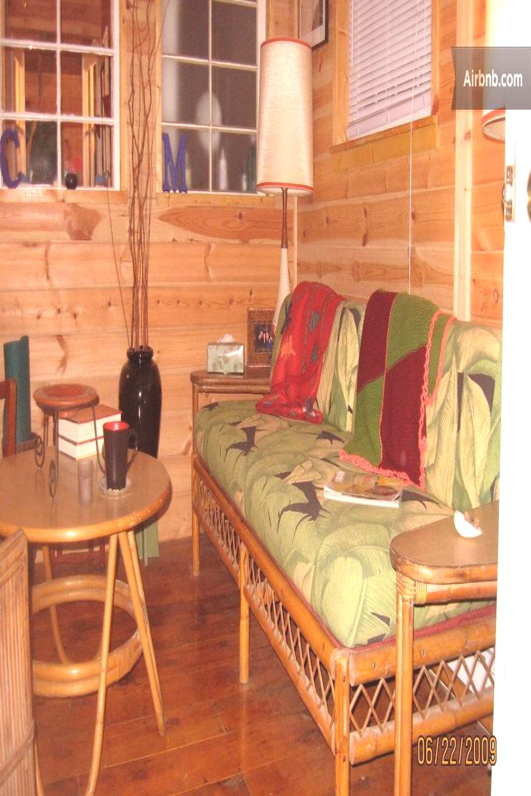 Weekend Getaway Cabin - Brookfront! - Cabins for Rent in Milford, Pennsylvania, United States -  We