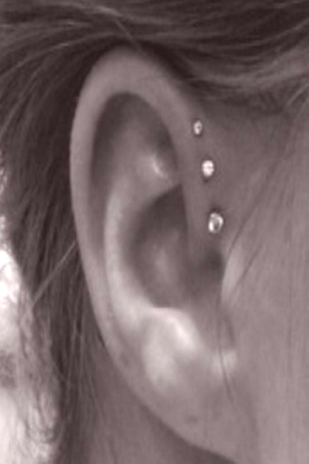 When it comes to your ears, the piercing possibilities are endless. If you haven't taken a look b